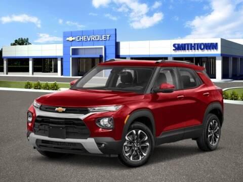 2021 Chevrolet TrailBlazer for sale at CHEVROLET OF SMITHTOWN in Saint James NY