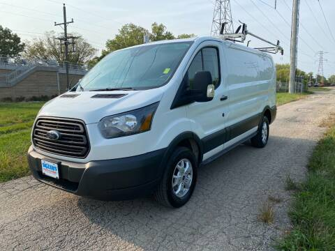 2015 Ford Transit Cargo for sale at Siglers Auto Center in Skokie IL