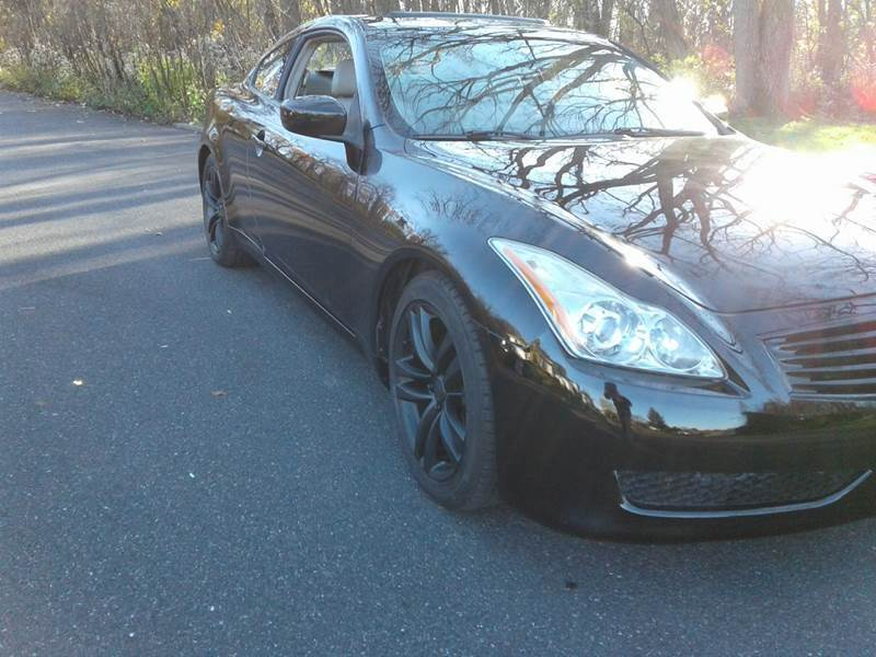 2008 Infiniti G37 for sale at ELIAS AUTO SALES in Allentown PA