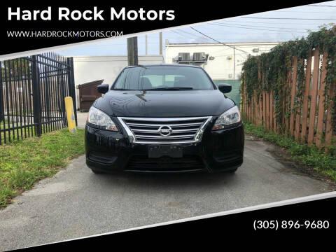 2014 Nissan Sentra for sale at Hard Rock Motors in Hollywood FL