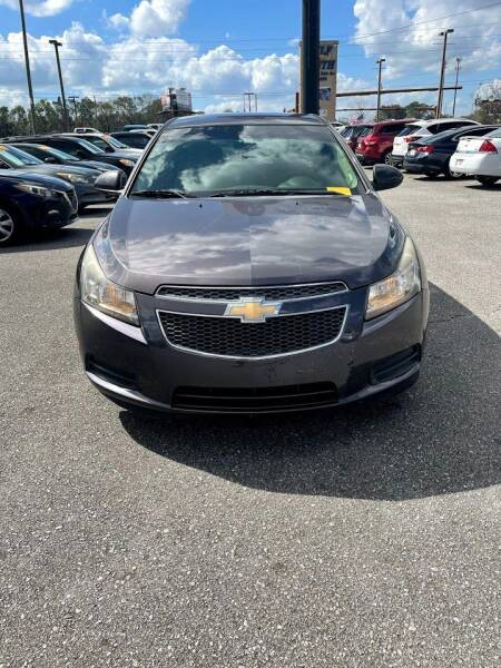 2011 Chevrolet Cruze for sale at Gulf South Automotive in Pensacola FL