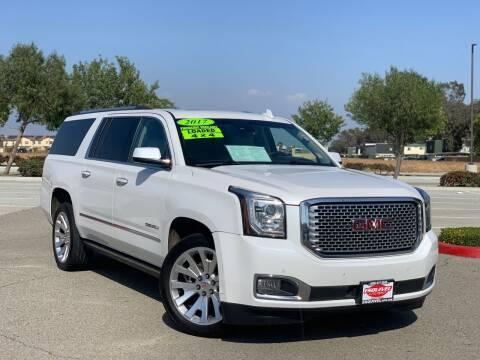 2017 GMC Yukon XL for sale at Esquivel Auto Depot in Rialto CA