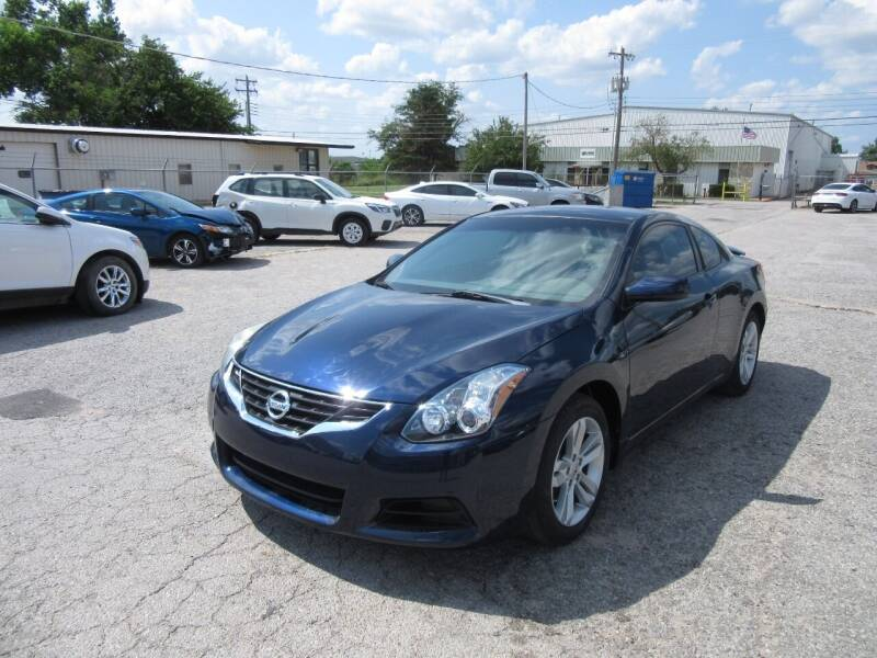 2012 Nissan Altima for sale at Grays Used Cars in Oklahoma City OK