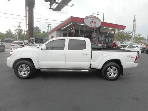 2011 Toyota Tacoma for sale at The Carriage Company in Lancaster OH