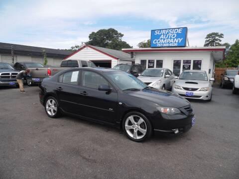 2005 Mazda MAZDA3 for sale at Surfside Auto Company in Norfolk VA