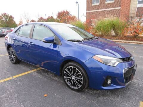 2014 Toyota Corolla for sale at Import Exchange in Mokena IL