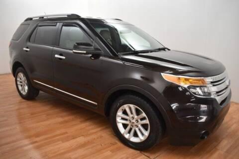 2013 Ford Explorer for sale at Paris Motors Inc in Grand Rapids MI