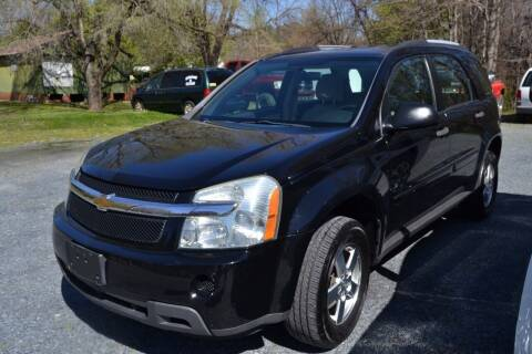 2007 Chevrolet Equinox for sale at Victory Auto Sales in Randleman NC