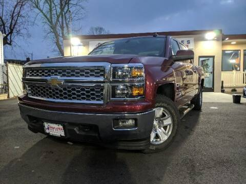 2015 Chevrolet Silverado 1500 for sale at PAYLESS CAR SALES of South Amboy in South Amboy NJ