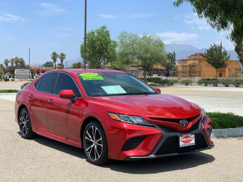 2019 Toyota Camry for sale at Esquivel Auto Depot in Rialto CA