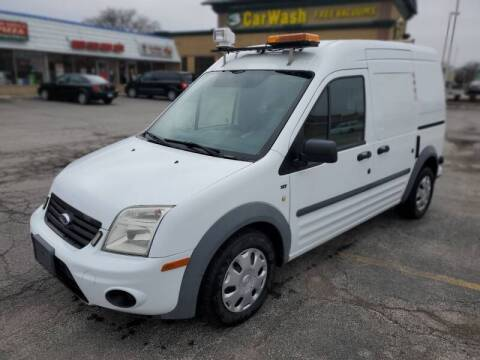 2011 Ford Transit Connect for sale at Future Motors in Addison IL