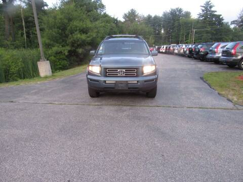 2006 Honda Ridgeline for sale at Heritage Truck and Auto Inc. in Londonderry NH