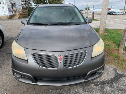 2005 Pontiac Vibe for sale at Autoville in Bowling Green OH