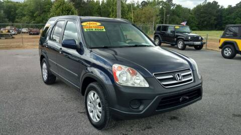 2006 Honda CR-V for sale at Kelly & Kelly Supermarket of Cars in Fayetteville NC