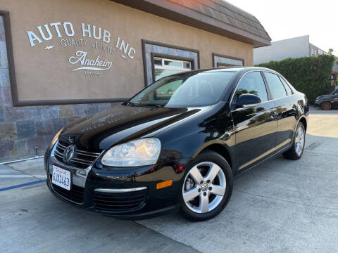 2009 Volkswagen Jetta for sale at Auto Hub, Inc. in Anaheim CA