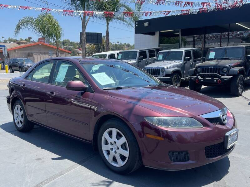 2006 Mazda MAZDA6 for sale at Automaxx Of San Diego in Spring Valley CA