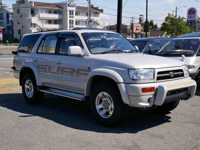 1996 Toyota 4Runner for sale at JDM Car & Motorcycle LLC in Seattle WA