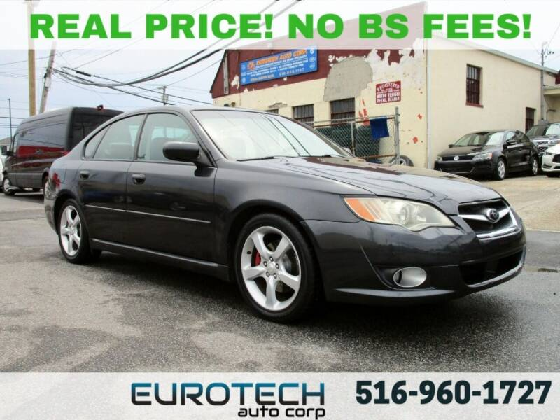 2008 Subaru Legacy for sale at EUROTECH AUTO CORP in Island Park NY