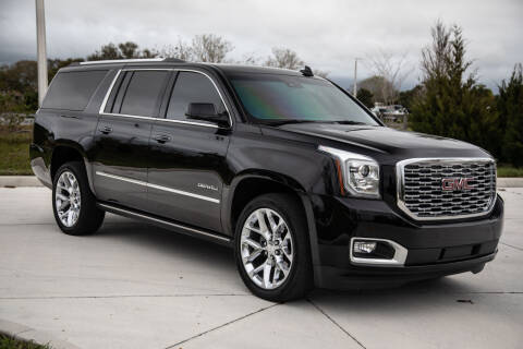 2018 GMC Yukon XL for sale at Exquisite Auto in Sarasota FL