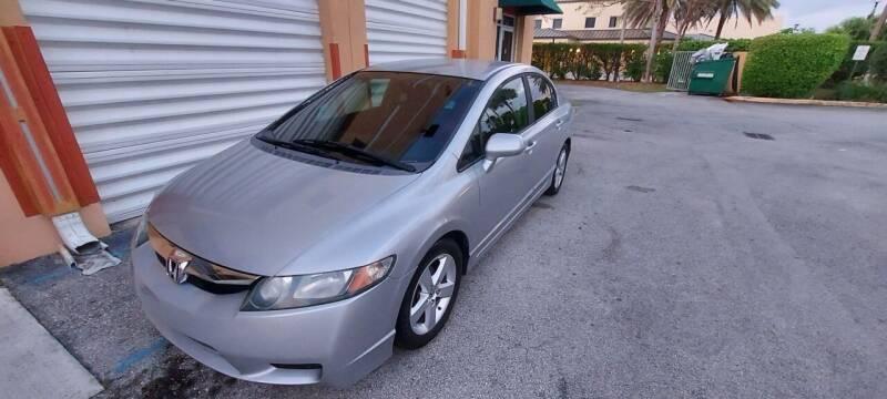 2009 Honda Civic for sale at Cad Auto Sales Inc in Miami FL