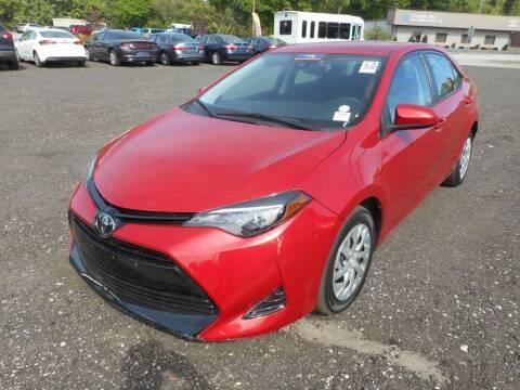 2018 Toyota Corolla for sale at Auto Center Elite Vehicles LLC in Spartanburg SC