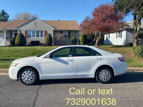 2008 Toyota Camry for sale at Bluesky Auto in Bound Brook NJ