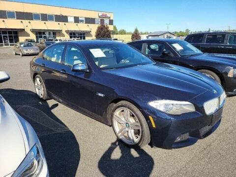 2013 BMW 5 Series for sale at Karmart in Burlington WA