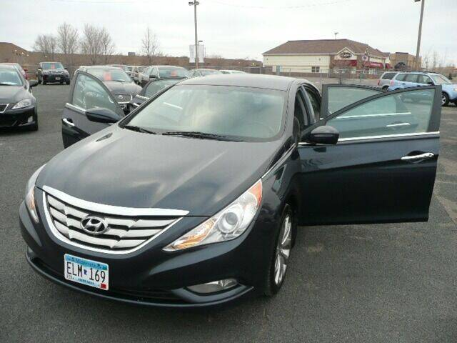 2011 Hyundai Sonata for sale at Prospect Auto Sales in Osseo MN