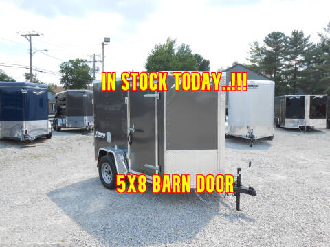 2021 Homesteader Intrepid 5x8 for sale at Jerry Moody Auto Mart - Trailers in Jeffersontown KY