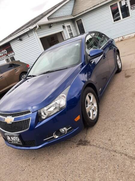 2012 Chevrolet Cruze for sale at JR Auto in Brookings SD