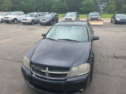2008 Dodge Avenger for sale at All State Auto Sales, INC in Kentwood MI