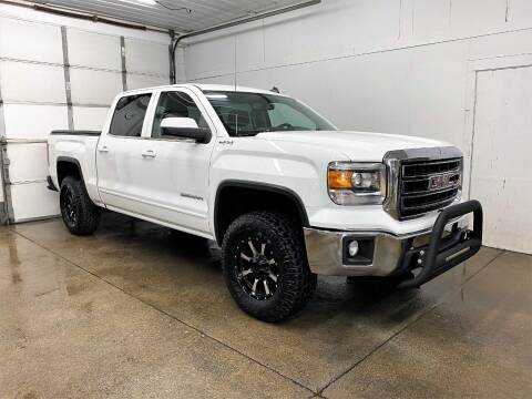 2014 GMC Sierra 1500 for sale at PARKWAY AUTO in Hudsonville MI