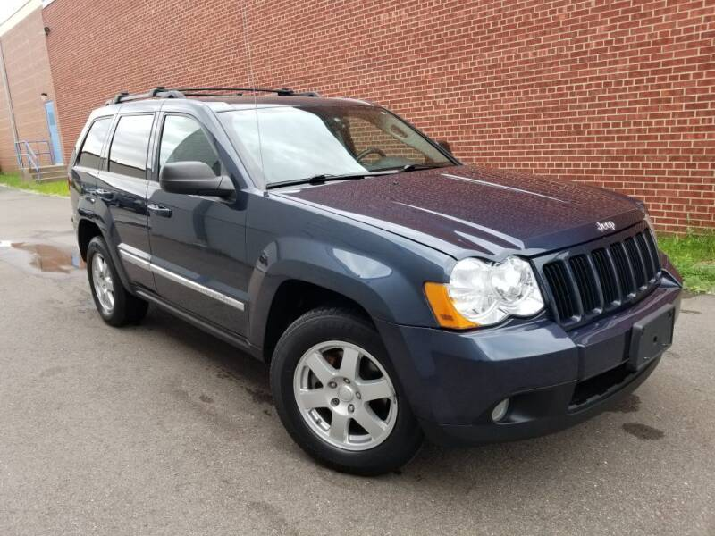 2010 Jeep Grand Cherokee for sale at Minnesota Auto Sales in Golden Valley MN