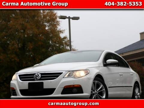 2010 Volkswagen CC for sale at Carma Auto Group in Duluth GA