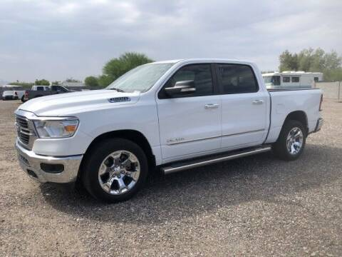 2019 RAM Ram Pickup 1500 for sale at Autos by Jeff in Peoria AZ