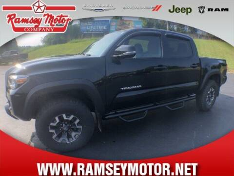 2018 Toyota Tacoma for sale at RAMSEY MOTOR CO in Harrison AR