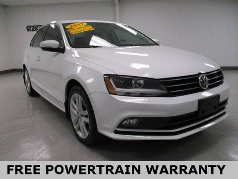 2017 Volkswagen Jetta for sale at Sports & Luxury Auto in Blue Springs MO