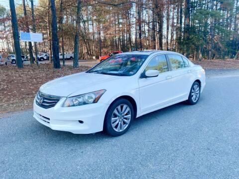 2011 Honda Accord for sale at H&C Auto in Oilville VA