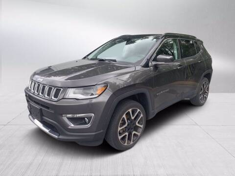 2017 Jeep Compass for sale at Fitzgerald Cadillac & Chevrolet in Frederick MD