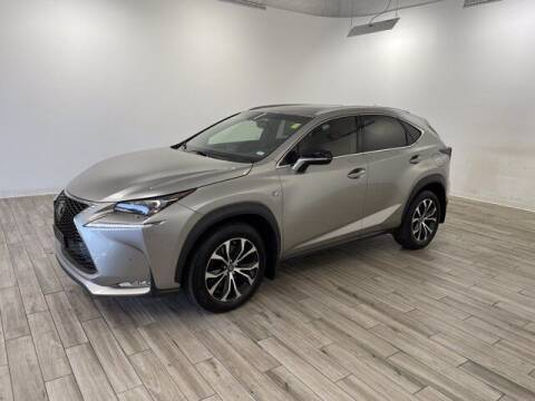 2017 Lexus NX 200t for sale at TRAVERS GMT AUTO SALES - Traver GMT Auto Sales West in O Fallon MO