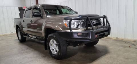 2013 Toyota Tacoma for sale at Matt Jones Motorsports in Cartersville GA