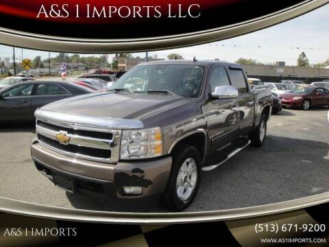 2008 Chevrolet Silverado 1500 for sale at A&S 1 Imports LLC in Cincinnati OH