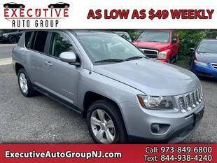 2016 Jeep Compass for sale at Executive Auto Group in Irvington NJ