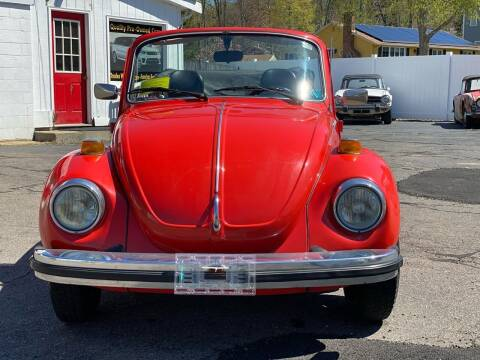 1979 Volkswagen Beetle Convertible for sale at Milford Automall Sales and Service in Bellingham MA