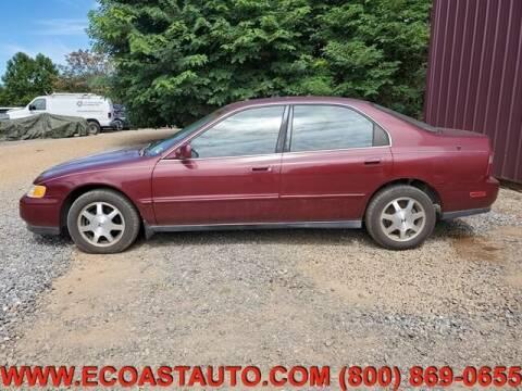 1994 Honda Accord for sale at East Coast Auto Source Inc. in Bedford VA