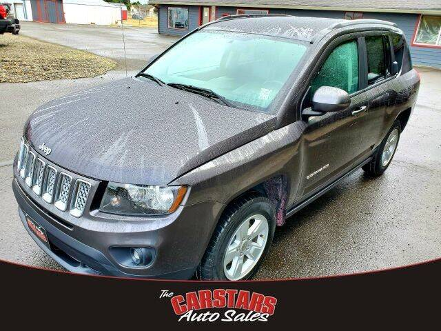 2016 Jeep Compass for sale at CARSTARS AUTO SALES in Olympia WA