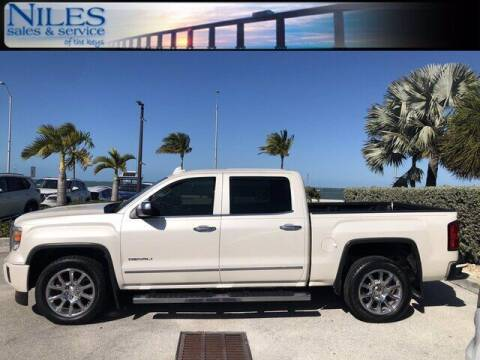 2015 GMC Sierra 1500 for sale at Niles Sales and Service in Key West FL
