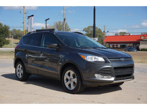 2016 Ford Escape for sale at Sand Springs Auto Source in Sand Springs OK