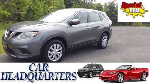 2015 Nissan Rogue for sale at CAR  HEADQUARTERS in New Windsor NY
