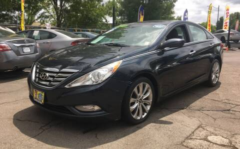 2013 Hyundai Sonata for sale at Universal Auto INC in Salem OR